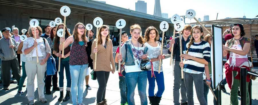 Celebrate Pi Day at the Exploratorium for Free