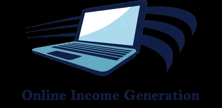 Online Income Generation Program